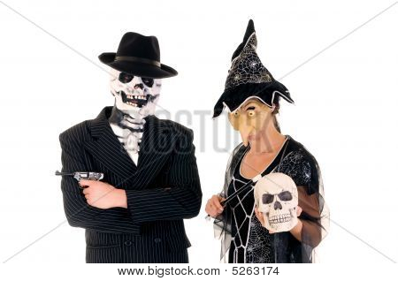 Halloween Couple Fun