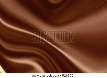 Molten Chocolate Background
