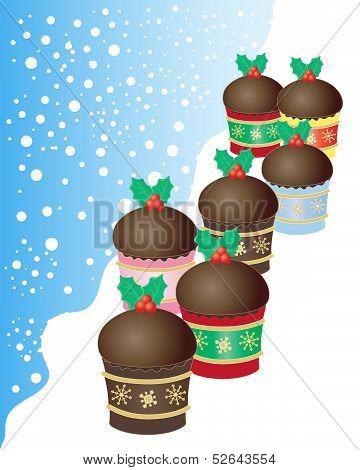 Christmas Buns