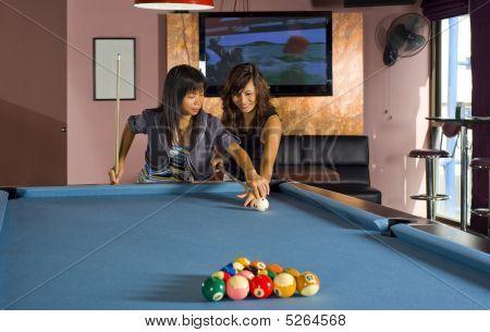 Pool Teaching