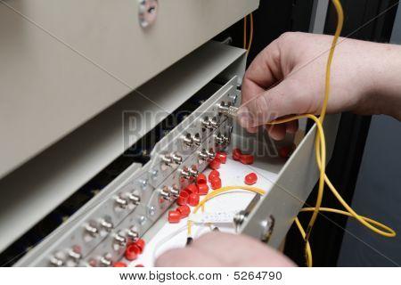 Connection Splicing Unit