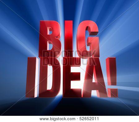Big Idea!