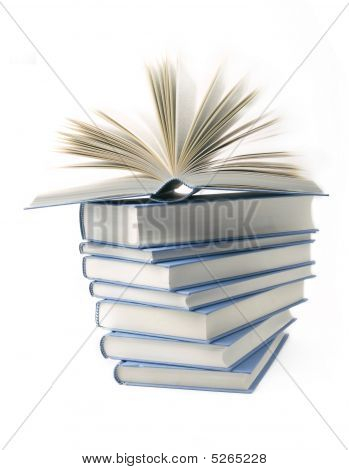 blau Bücher