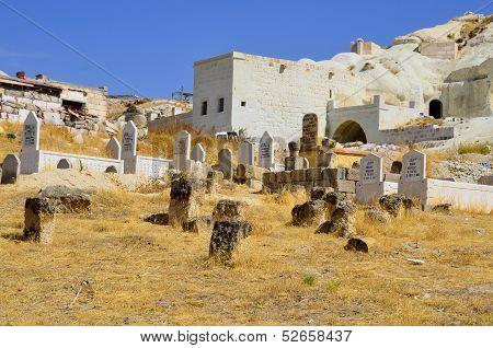 uslim cemetery