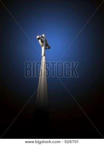 Radiant Church Steeple