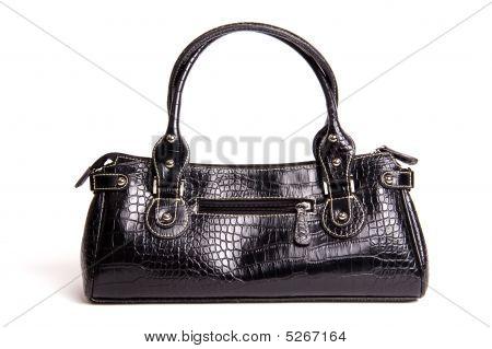 Bolsa de couro falso