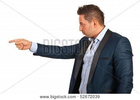 Accuser Executive Man