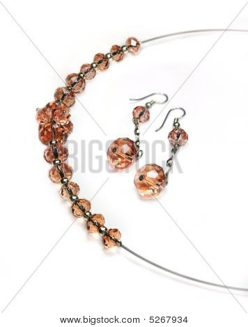 Jewellry  Necklace And Earings