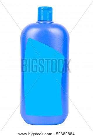 Shampoo Container Isolated