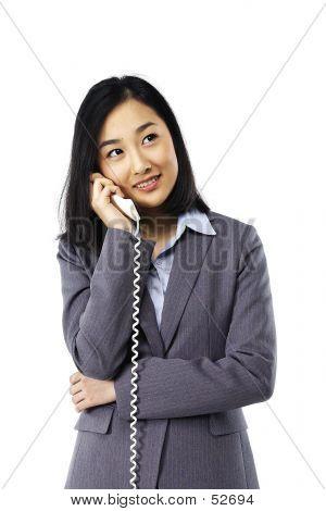 Asian Lady