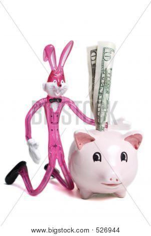 Alcancía de ahorro