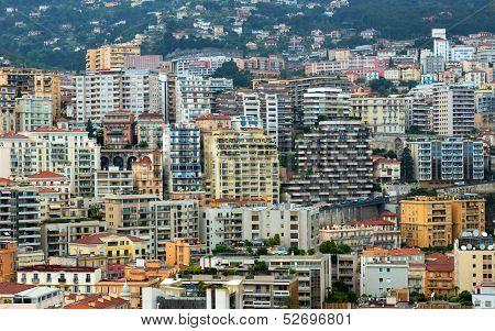 Monaco - Background Buildings
