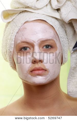 Masked Beauty - Facial Treatment