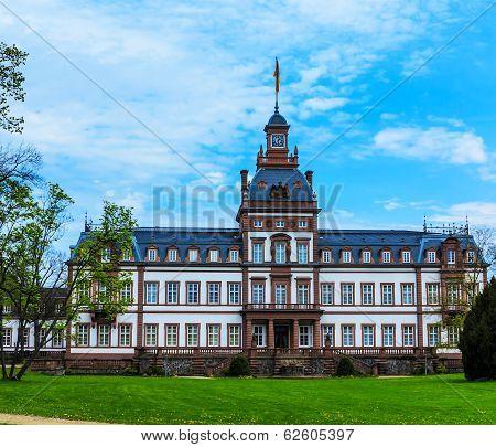 Castle Phillipsruhe in Hanau