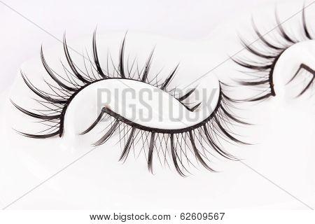 Set Of Eyelashes