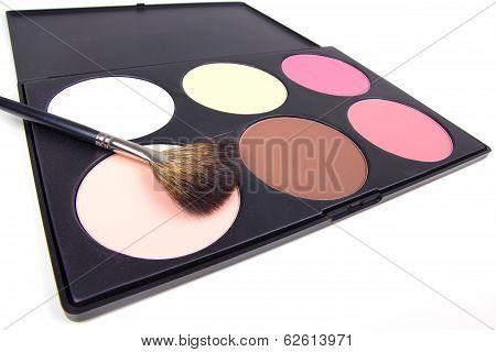Professional Make-up Corrector And Make-up Brush