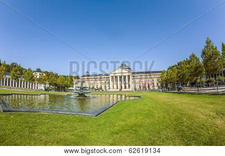 Casino Spielbank Of Wiesbaden