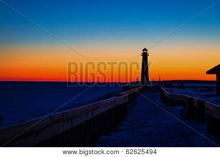 St. Ignace Sunrise