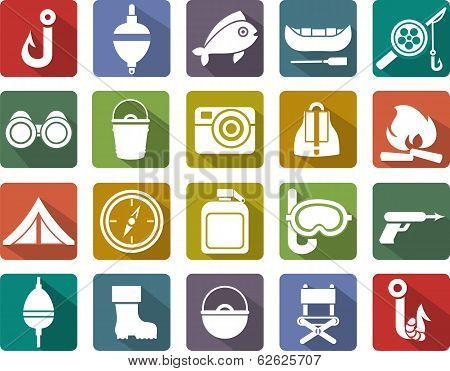 Fishing Icons.eps