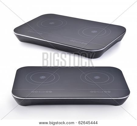 modern induction stove