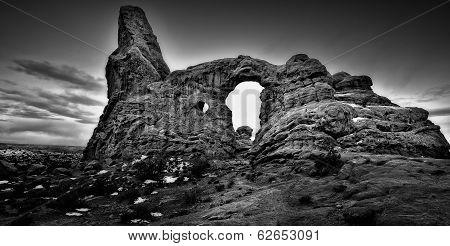 Stormy Arch