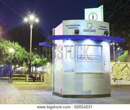 Tourist Information in Miraflores, Lima