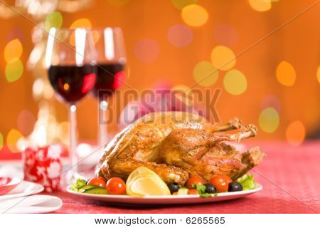 Roasted Poultry