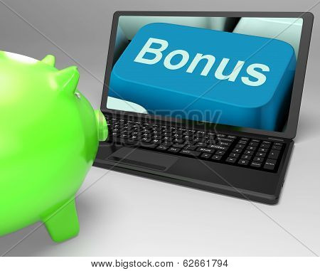Bonus Key Shows Incentives And Extras On Web