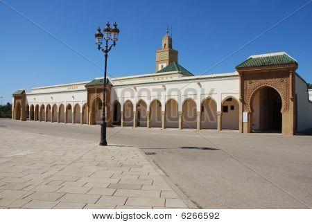 Mosque Ahl Fas