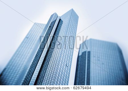 Modern Business Skyscrapers