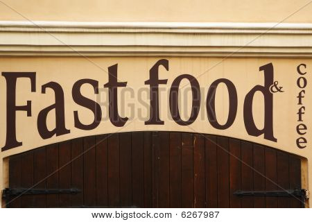 Stop Fast Food