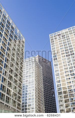beijing: modern buildings