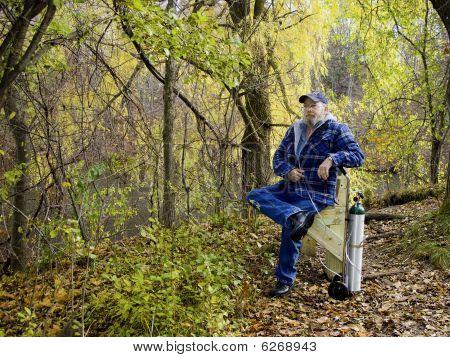 Asthma Disabled Senior