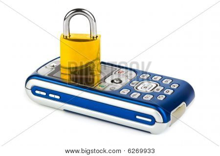 Mobile Phone And Lock