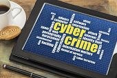 stock photo of cybercrime  - internet concept  - JPG