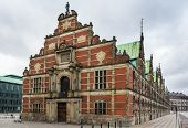 Borsen (the Stock Exchange), Copenhagen