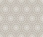 stock photo of arabic  - Arabic seamless pattern - JPG