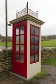 K1 Telephone Box, Uk
