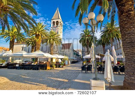 Town Of Trogir Palm Promenade