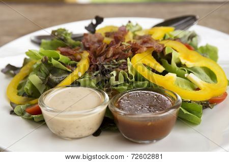 Green Salad For Health