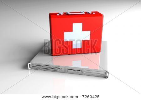 Servidor de primeros auxilios