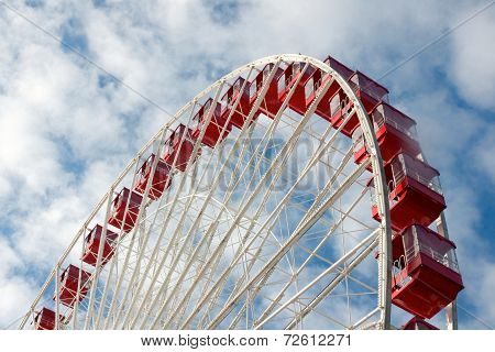 Chicago's Ferris Wheel