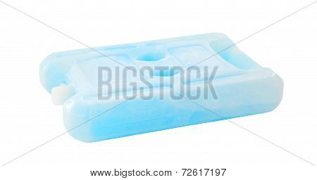 Ice Pack Isolated On White