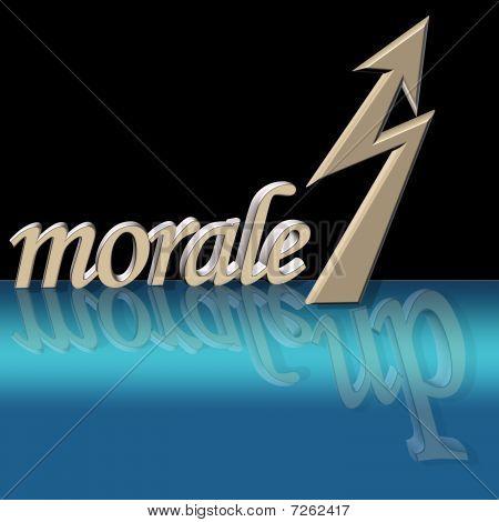 increased morale vector