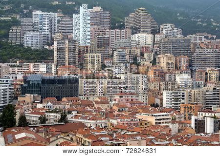 Modern City Monte Carlo