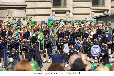 Pipes And Drums Unit