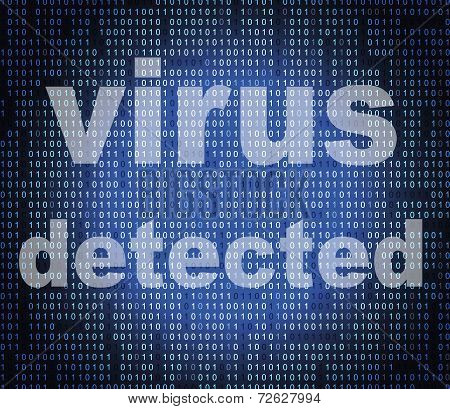 Virus Detected Represents Trojan Antiviral And Threat