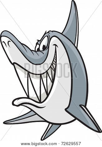 Sneaky Shark