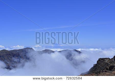 Roque de Los Muchachos.National Park. La Palma, Canary Islands, Spain