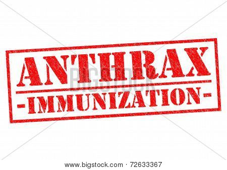 Anthrax Immunization